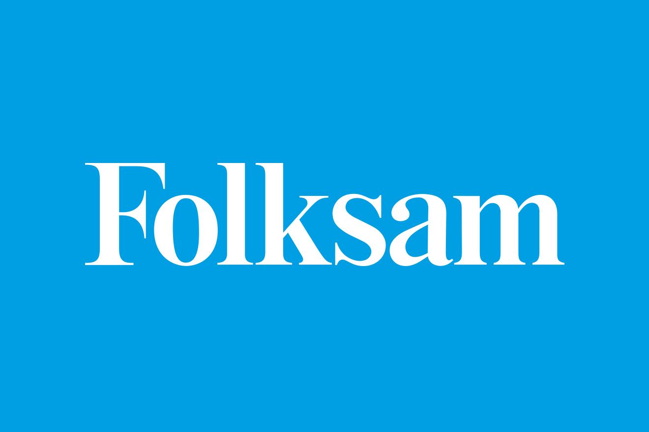 Vår logotyp - Folksam